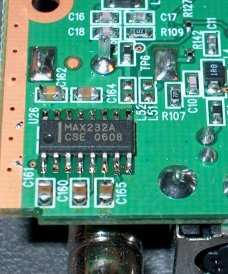 Rev H1 second Serial Port Chip